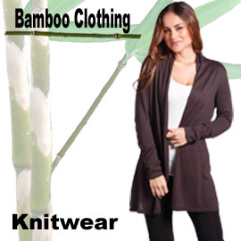 bamboo clothes knitwear category and bamboo knitwear online store