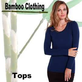 bamboo clothes tops category and bamboo tops online store