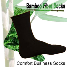 comfortable bamboo business socks online shop category
