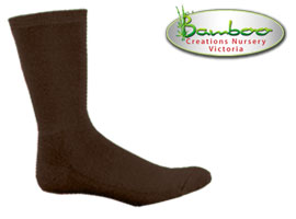Comfort business Socks - Chocolate