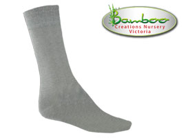 Dress Socks - Dove