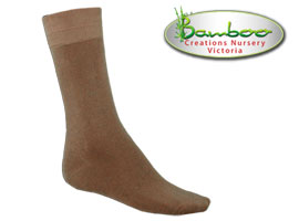 Dress Socks - Walnut