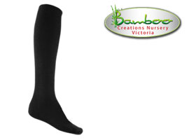 Extra Long Socks - Black