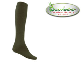 Extra Long Socks - Khaki