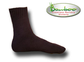Extra Thick Bamboo Socks - Navy