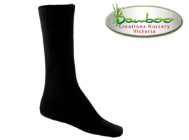 Fast drying bamboo socks - Black