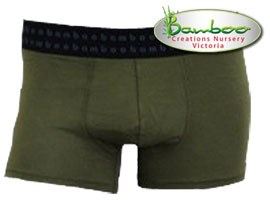 Mens trunks - Olive