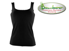 Womans singlets - Black