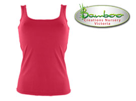 Womans singlets - Fuchsia