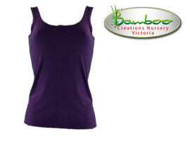 Womans singlets - Purple