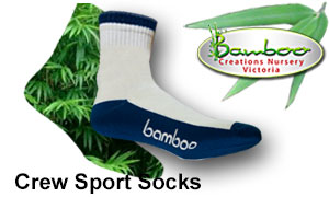 bamboo sports/crew socks online shop category